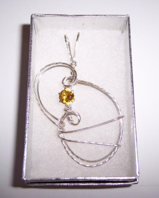 November Birthstone - Citrine