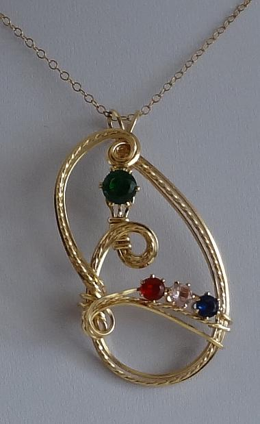 Mothers Pendant 023